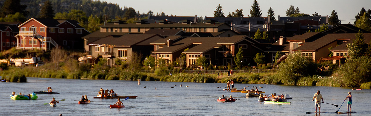 OSU's campus in Bend