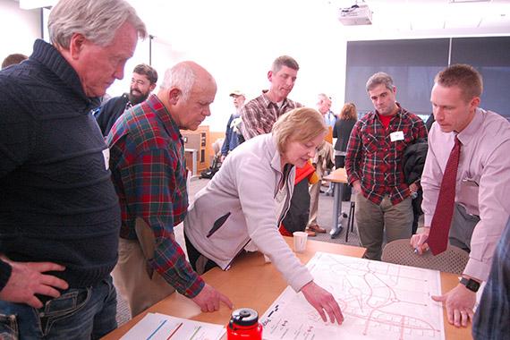 Long Range Development Planning