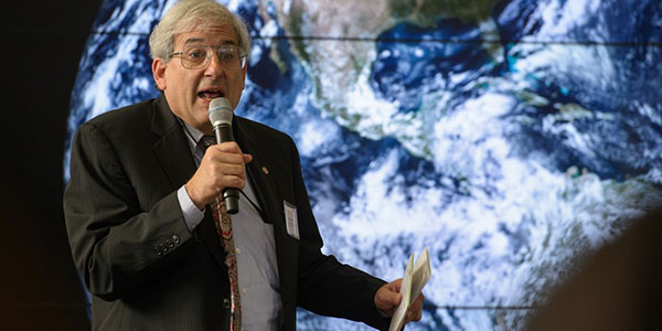 Michael Freilich, former director of NASA's Earth Science Division