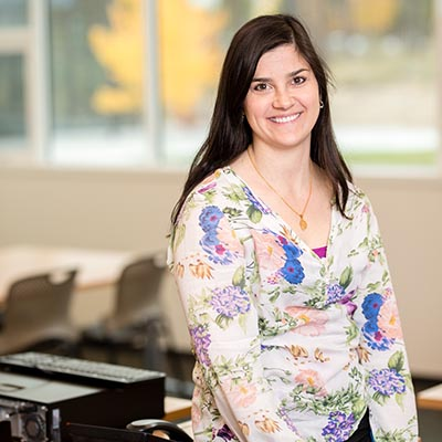 Researcher Brianne Kothari