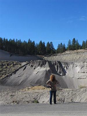 former pumice mine purchased by OSU-Cascades