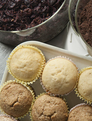muffins and leavening agents