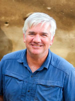 Loren Davis, archaeologist