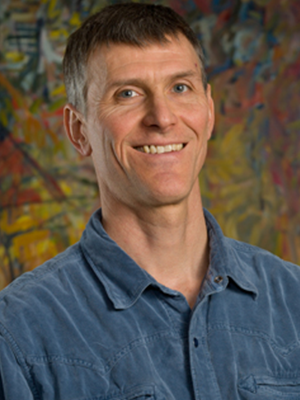 Biologist and OSU-Cascades professor Matt Orr
