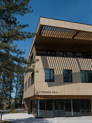 Tykeson Hall, Oregon State University - Cascades, OSU-Cascades, AIA Award