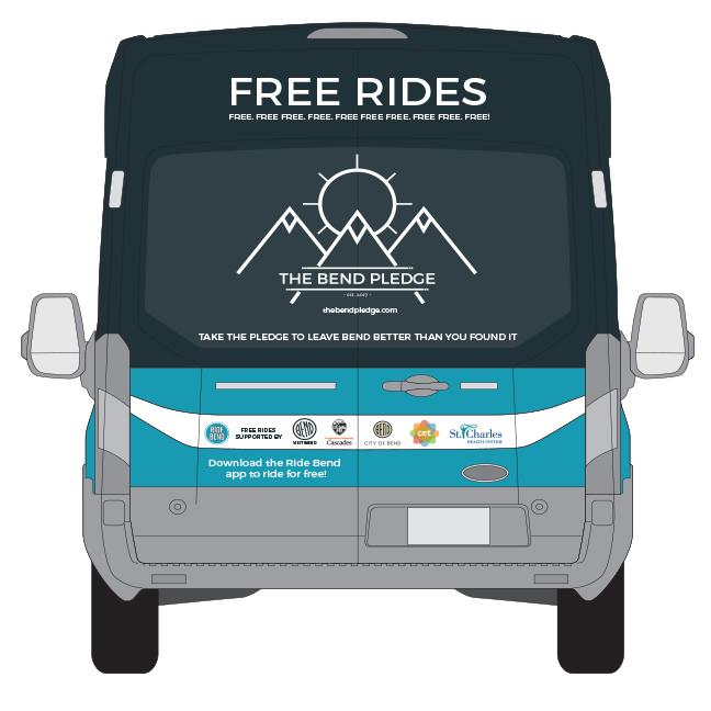 Oregon State University; Oregon State University - Cascades; OSU-Cascades; Ride Bend; Free Service