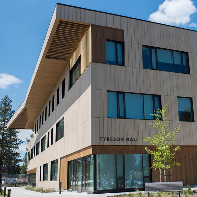 Oregon State University; Oregon State University - Cascades; OSU-Cascades; Tykeson Hall