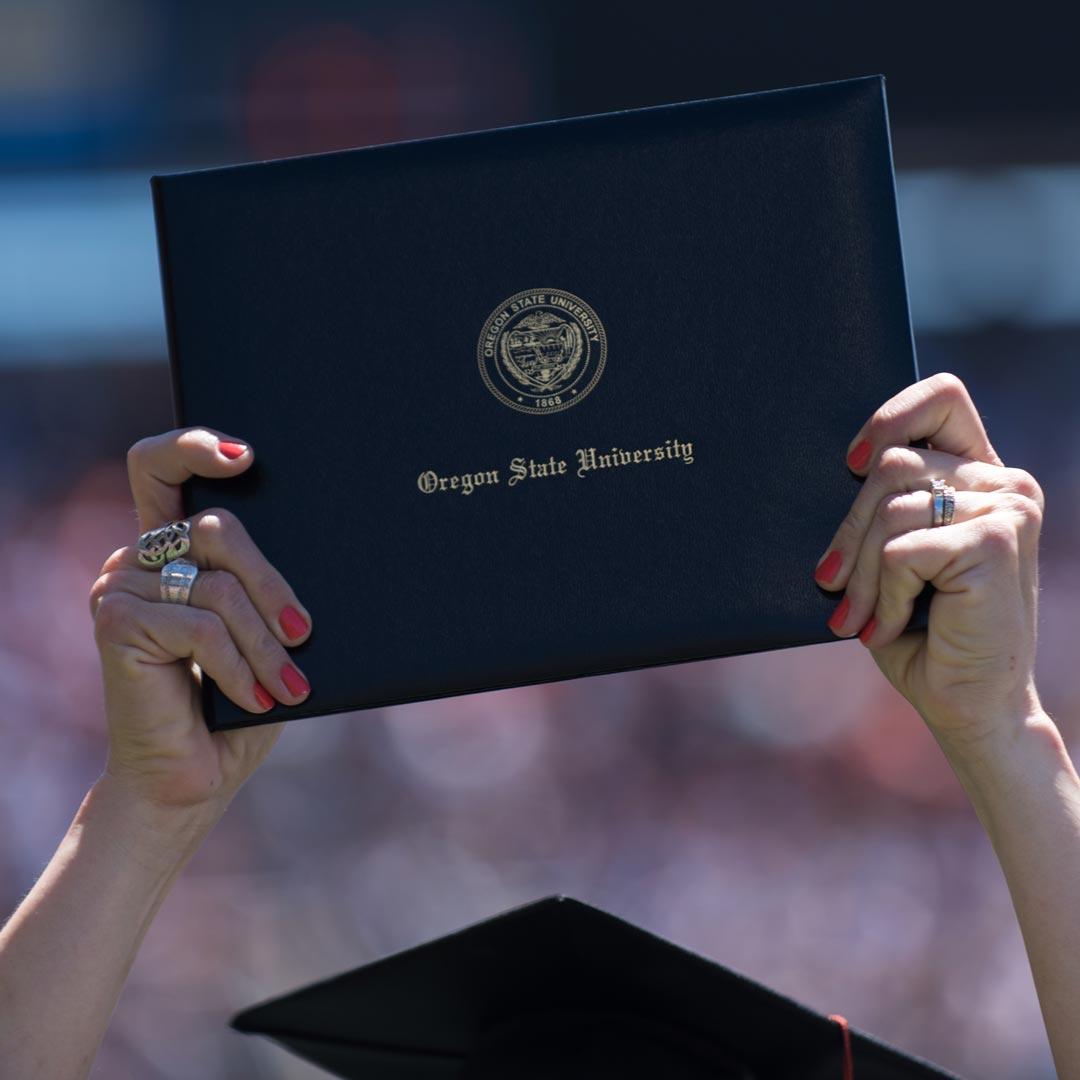 Oregon State University; Oregon State University - Cascades; OSU-Cascades; 2021 Commencement
