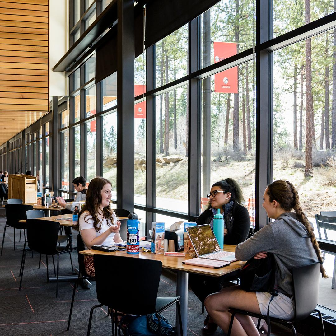 Oregon State University; Oregon State University - Cascades; OSU-Cascades; Student Success Center