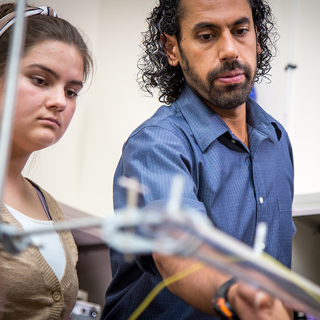 Oregon State University; Oregon State University - Cascades; OSU-Cascades; Water and Energy Technologies Lab; Bahman Abbasi