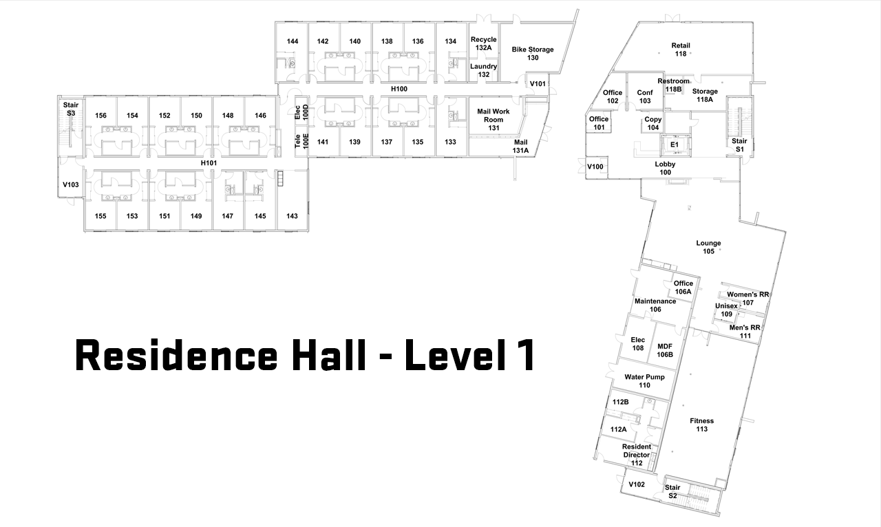 Floor plans osu cascades oregon state university for Floorplan or floor plan