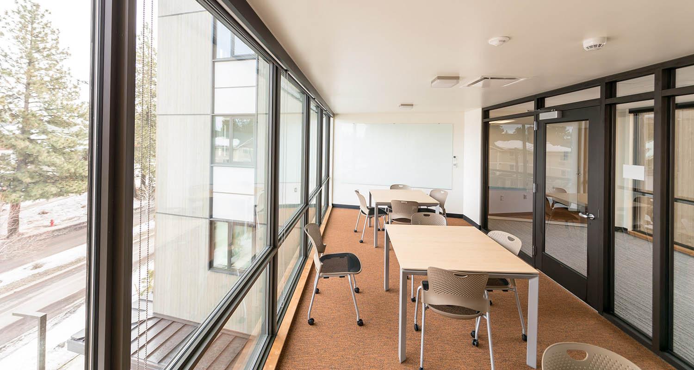 Residence Hall Study Room