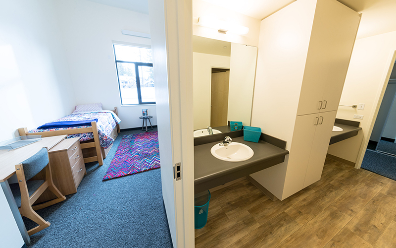 Double Room with Shared Bath