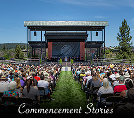 Commencement Stories